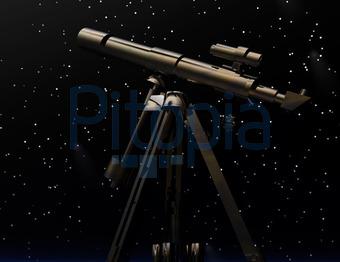 Bildagentur pitopia bilddetails teleskop quarks bild