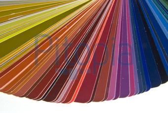 Rottöne Farbpalette bildagentur pitopia - bilddetails - farbfächer (3quarks) bild