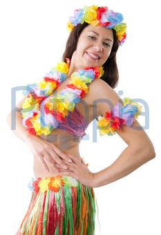 Bildagentur Pitopia Bilddetails Frau Auf Hawaii Alexander Raths