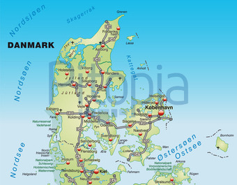 Bildagentur Pitopia Bilddetails Karte Von Daenemark Artalis
