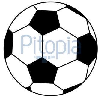 Bildagentur Pitopia Bilddetails Illustration Fussball