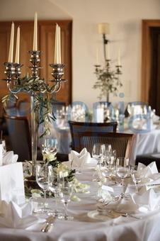 Bildagentur Pitopia Bilddetails Tischdekoration Hochzeit Nicole
