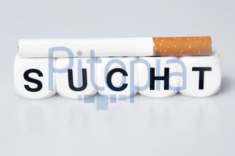 Znalezione obrazy dla zapytania Zigarettensucht