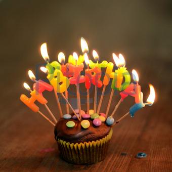 Bildagentur Pitopia Bilddetails Geburtstag Muffin Francesca
