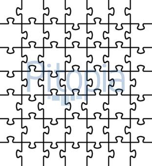 puzzle christine mller lizenzfrei royalty free - Puzzle Muster
