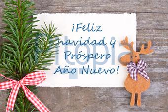 Weihnachtsgrüße Auf Spanisch.Bildagentur Pitopia Bilddetails Weihnachtskarte Cora Müller