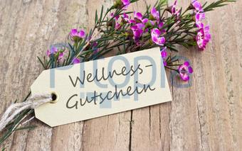 Wellness gutschein  Bildagentur Pitopia - Bilddetails - Wellnessgutschein (Cora Müller ...