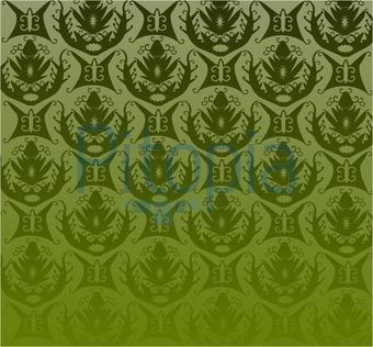 Tapetenmuster grün  Bildagentur Pitopia - Bilddetails - Tapetenmuster - grün (Daddy ...