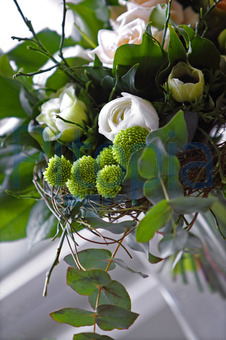 Bildagentur Pitopia Bilddetails Blumenstrauss Mit Weissen Rosen