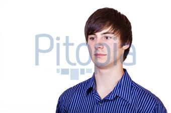Bildagentur Pitopia Bilddetails Portrait Of A Young Man Edler
