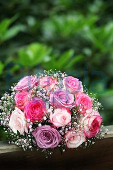 Bildagentur Pitopia Bilddetails Brautstrauss In Pink Und Flieder