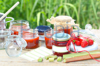 Sommerküche Kochen : Bildagentur pitopia bilddetails marmelade kochen sommerküche