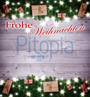 Frohe Weihnachten Rahmen.Bildagentur Pitopia Bilddetails Frohe Weihnachten Geschenke