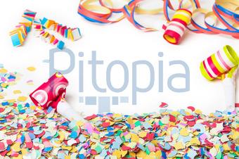 Bildagentur Pitopia Bilddetails Fasching Konfetti Party