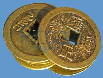 Bildagentur Pitopia Bilddetails Chinesische Glücksmünzen Gaby
