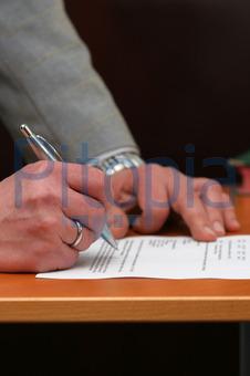 Bildagentur Pitopia Bilddetails Vertrag Unterschreiben Hfuchs