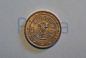 Bildagentur Pitopia Bilddetails österreichische Cent Münze