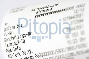 Bildagentur Pitopia - Bilddetails - Kreditkartenbeleg (Imaginis ...