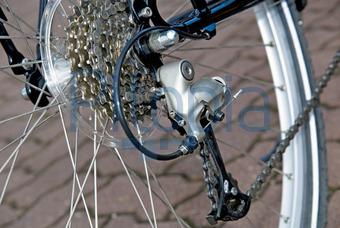 fahrrad mit gangschaltung