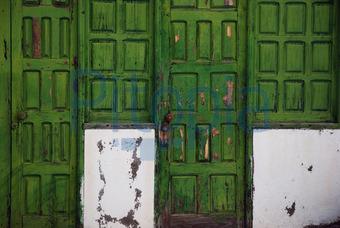 Fassade frontal textur  Bildagentur Pitopia - Bilddetails - Grüne Türen (Ulrich Jaspert ...