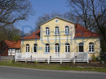 Fassade Gelb bildagentur pitopia bilddetails altes jagdhaus jens schade
