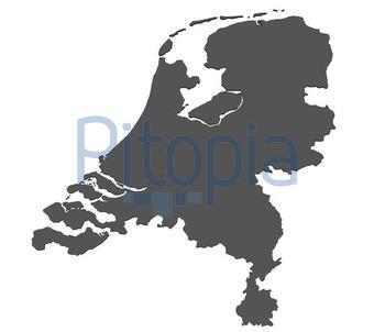 Niederlande Karte Umriss.Bildagentur Pitopia Bilddetails Karte Der Niederlande Isoliert