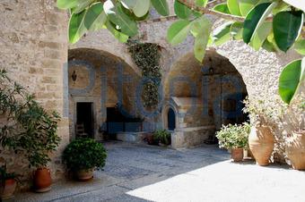 Mediterrane Architektur bildagentur pitopia bilddetails mediterrane impression josi