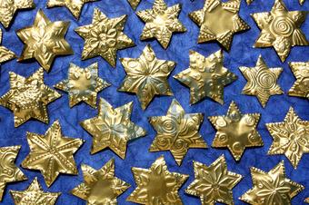 Basteln Mit Goldfolie Weihnachten.Bildagentur Pitopia Bilddetails Sterne Katharina Bild