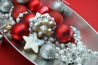 Weihnachtsdeko Rot Silber.Bildagentur Pitopia Bilddetails Xmas Maxi Bild 1209738