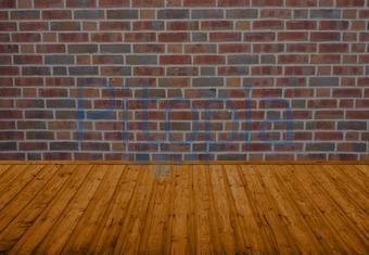 Fußboden Aus Backsteinen ~ Bildagentur pitopia bilddetails backsteinmauer und holzboden
