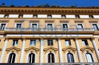 Fries Architektur bildagentur pitopia bilddetails römischer palazzo bild
