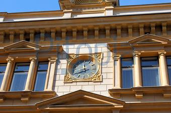 Fries Architektur bildagentur pitopia bilddetails klassizismus bild 1454922