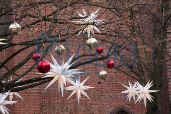 Bildagentur Pitopia Bilddetails Baum Mit Weihnachtsdekoration