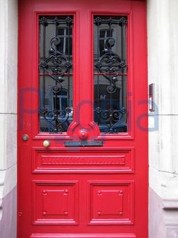 Bildagentur Pitopia Bilddetails Rote Haustür Lukas Kaisler