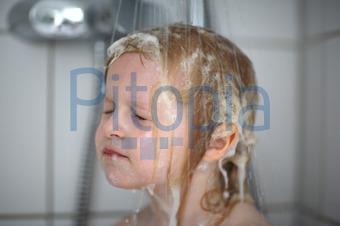 duschen mit madchen