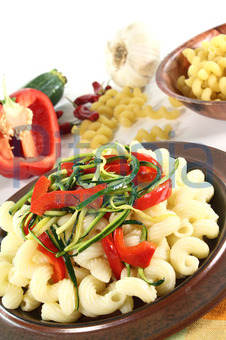 Bildagentur Pitopia Bilddetails Pasta Mit Gemüse Marén