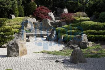 Bildagentur Pitopia Bilddetails Japanischer Garten In Bad