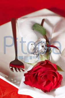Bildagentur Pitopia Bilddetails Place Setting Very Noble Gudrun