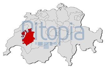 Freiburg Schweiz Karte.Bildagentur Pitopia Bilddetails Schweizkarte Freiburg