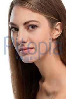 Bildagentur Pitopia Bilddetails Junge Attraktive Frau Mit