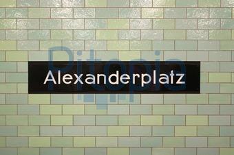 U Bahn Fliesen bildagentur pitopia bilddetails alexanderplatz daniel modjesch