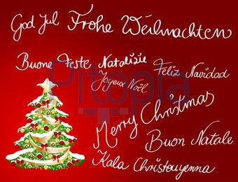 Frohe Weihnachten Verschiedene Sprachen Kostenlos.Bildagentur Pitopia Bilddetails Mehrsprachige