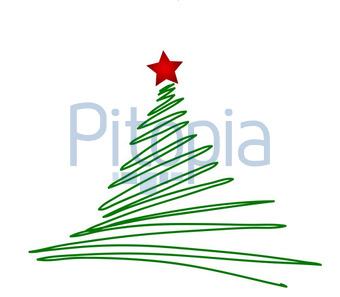 Weihnachtsbaum Gezeichnet.Bildagentur Pitopia Bilddetails Abstrakter Weihnachtsbaum M
