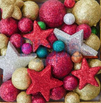 Bildagentur Pitopia Bilddetails Bunte Weihnachtsdeko Barbara