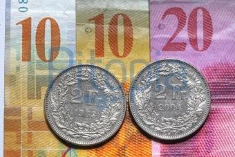 Bildagentur Pitopia Bilddetails Schweizer Franken Banknoten Und