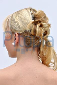 Bildagentur Pitopia Bilddetails Frisur Zur Hochzeit Rancos