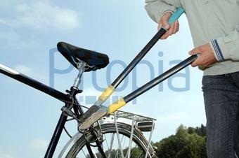 fahrradschloss aufschneiden