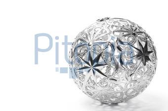 Christbaumkugeln Metall.Bildagentur Pitopia Bilddetails Christbaumkugel Aus Metall Rob