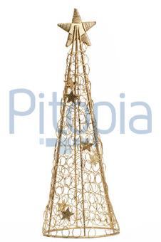 Weihnachtsbaum Draht bildagentur pitopia - bilddetails - goldener metall weihnachtsbaum