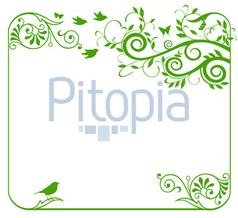 Bildagentur Pitopia Bilddetails Floral Label Scusi Bild